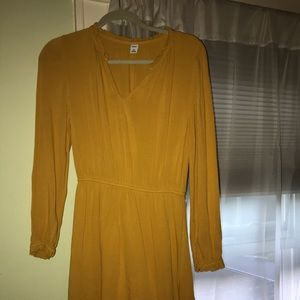 Old Navy Long Sleeve Dress
